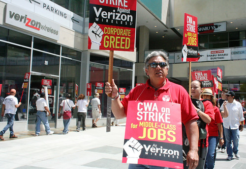 Verizon Strikers Los Angeles