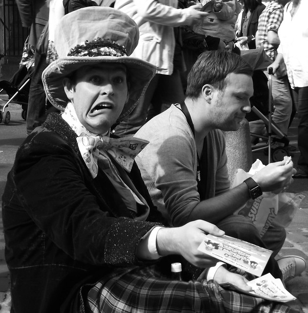 Fringe on the Royal Mile 2011 157