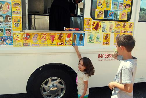 Summer - Ice Cream Truck
