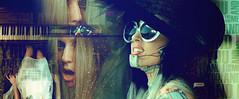 YO AND I (Joo @@) Tags: color colors lady you gaga blend youandi yo bornthisway ladygaga yoandi