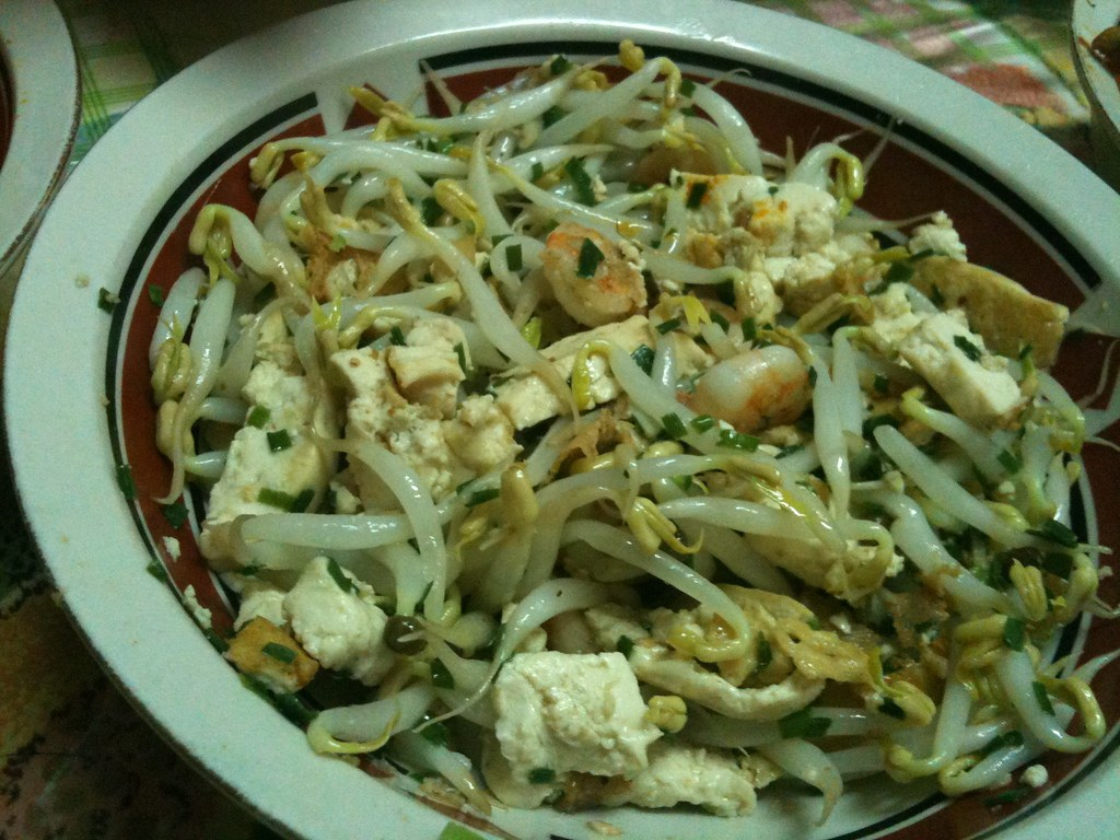 Healthy Bean Sprout Dish