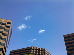 Blue sky by martin_kalfatovic