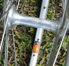 Campagnolo hubs & Mavic rims (coventryeagle48) Tags: 3 sport vintage corsa epoca ttt olmo campagnolo cinelli 3ttt velital