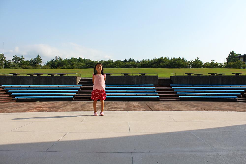 ステージ@加賀市中央公園