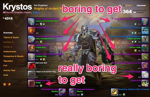 Krystos @ Arathor - Game - World of Warcraft