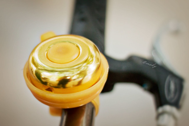 Campana bicicleta