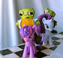 Fred Plushies