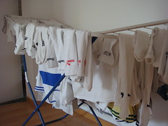 2011-07-14 (soxsneaxbln) Tags: white socks laundry