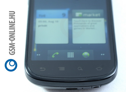 Google Nexus S gombok