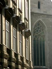 Minoritenkirche (kauppvi) Tags: vienna austria olympus uz sp550