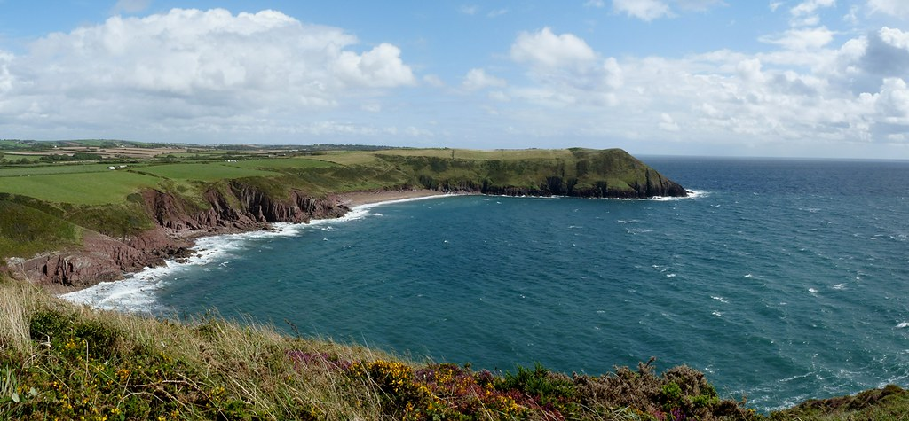24872 - Swanlake Bay, Pembrokeshire