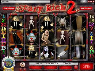 Scary Rich 2 Slot Machine