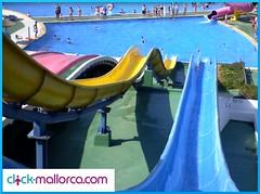 Parque acuático en Alcudia