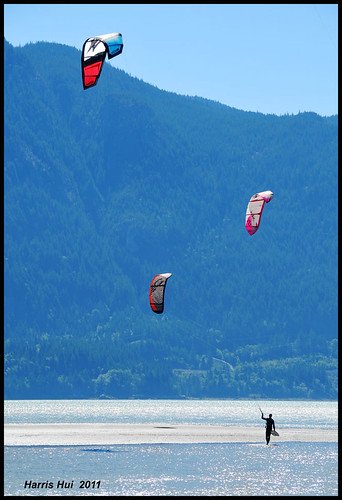 Kite Boarding - Squamish N6735e