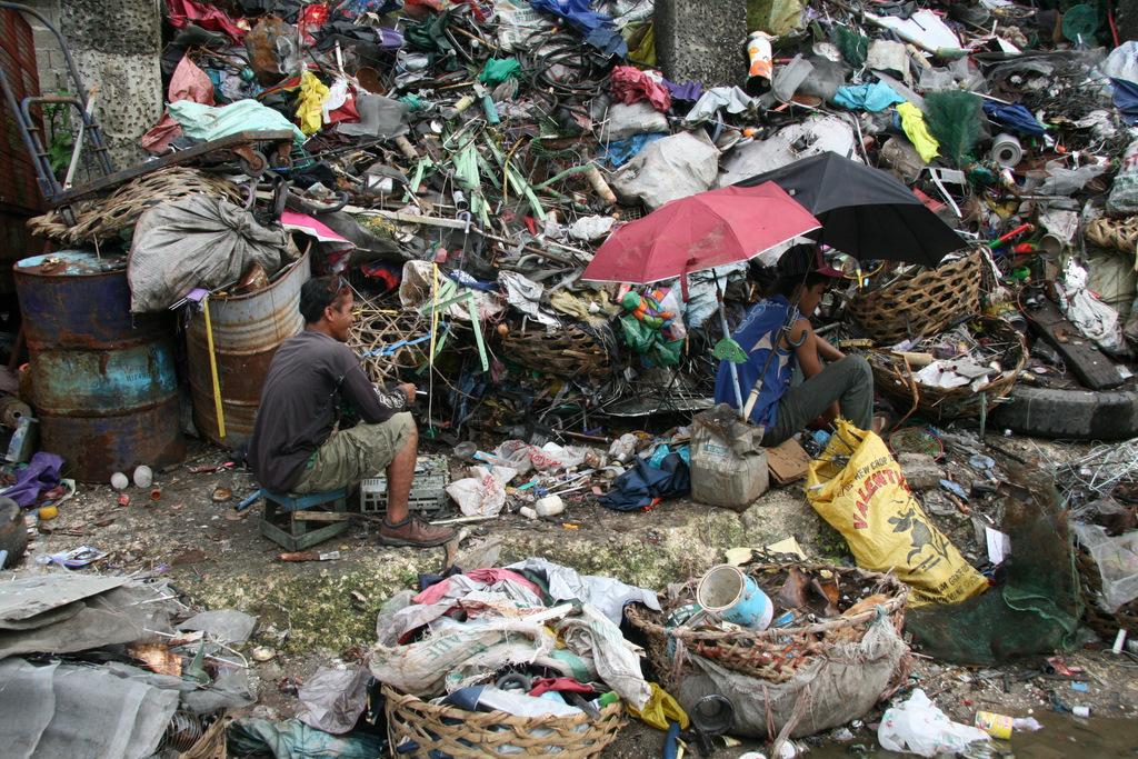 Asia - Philippines / Talisay dumpsite in Cebu