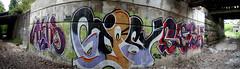 WREKS GIPSY CLESH (Hahn Conkers) Tags: columbus ohio graffiti gipsy wreks clesh