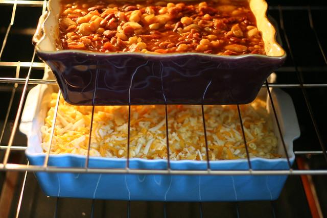 beans & cheese