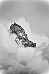 L'Aiguille du Midi, French Alps (Xavier Farre) Tags: paisaje keep