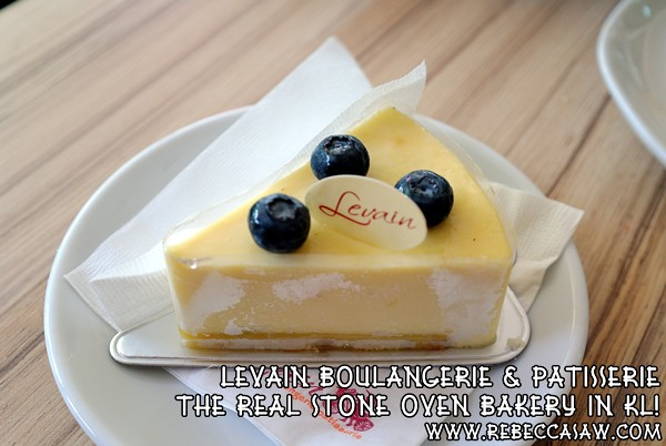 Levain Boulangerie & Patisserie, The real STONE OVEN bakery in KL