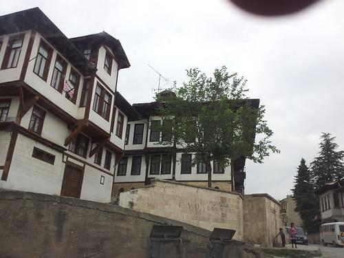 Kastamonu történelmi belváros
