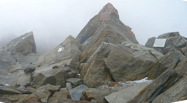 Cemitério alpino