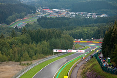 Spa Francorchamps (Thanks to everyone, 500K+ views!! www.christopherw) Tags: belgium ardennes f1 spa spafrancorchamps