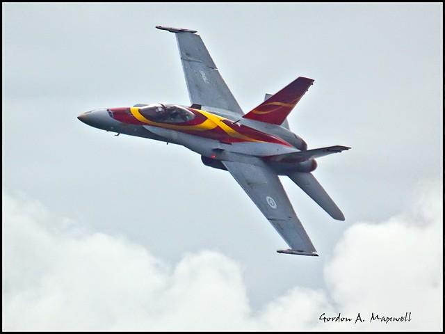 CF 18 Hornet 5