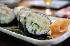 Dosie Imagery (D&Rphotography) Tags: food canon sushi lens asian eos japanese restaurant australia foodporn 7d queensland tamron f28 townsville gyo ef1750mm