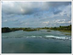 Kzlrmak Nehri (Traveler Wings) Tags: bridge water clouds turkey river trkiye bridges delta waters su irmak bulutlar kpr bulut nehir turkei samsun elale sular etinkaya kprler kzlrmak bafra