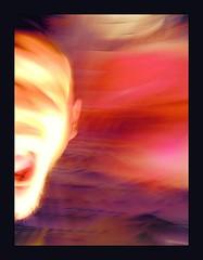 Self Portrait (dannyhennesy) Tags: danny hennesy art artwork pic photo lsd picnik godmourningandhelloiamthemultimediaartistdannymushroombrainhennesythecreatorofmultiversesandkingqueenandemperorofhomeland ifyouwanttobeupdatedonmylatestartdofollowmeatdeviantartahrefhttpmushroombraindeviantartcomrelnofollowmushroombraindeviantartcomanewtuneonyoutubeahrefhttpwwwyoutubecomwatchveqsfbat0iywrelnofollowwwwy flacorwavonbandcampahrefhttpdannyhennesyfeattransvestitestallionbandcampcommusicrelnofollowdannyhennesyfeattransvestitestallionbandcampcommusicamakenoiseandlove4mushroombrainandtransvestitestallionandart scream screamin blurry selfie blur blurred digital mad angst weird face spinning freaky freak open mouth incert object artistic