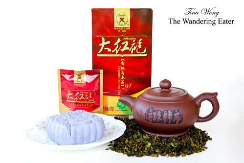 Da Hong Pao Tea (大红袍)