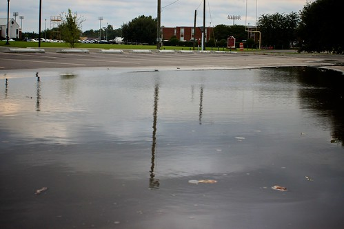 Day 249:  The Parking Lake