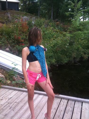 Emma Super Silly Model