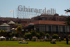Ghirardelli Square Photo