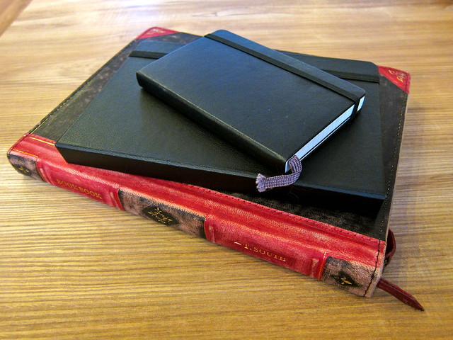 BookBook, dodocase, Moleskine
