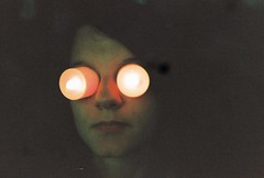 Candle Eyes (iugmoura) Tags: