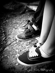 boy and girl (Car Smity Photography) Tags: boy feet nature girl photography shoes