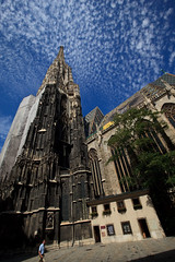 Vienna Sky (Guido Barberis) Tags: world vienna wien sky church skyline canon square landscape photography eos austria sterreich interesting flickr foto photographer mark chiesa wiener ii cielo imagine l 5d stephansdom 28 usm piazza fotografia colori brilliant guido ef architettura interessante fotografo fotografi immagine stephansplatz obiettivo fotocamera 1635 anawesomeshot colorphotoaward flickraward worldwidelandscapes 5dmarkii flickrunitedaward allegrisinasceosidiventa flickrsportal anawsonmeshot