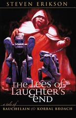 Erikson, Steven - The Lees of Laughter's End (2009 HB)