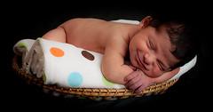 Smile ! (HarleenMG) Tags: baby cute kids children infant warm child newborn cuddle hyderabad gentle