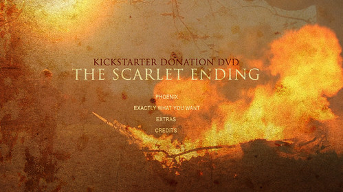 Menu: The Scarlet Ending