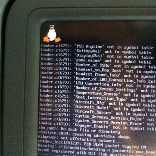 For the nerds: seatback entertainment reboot