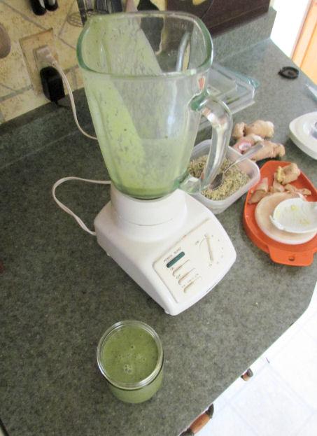 Green Smoothie Far