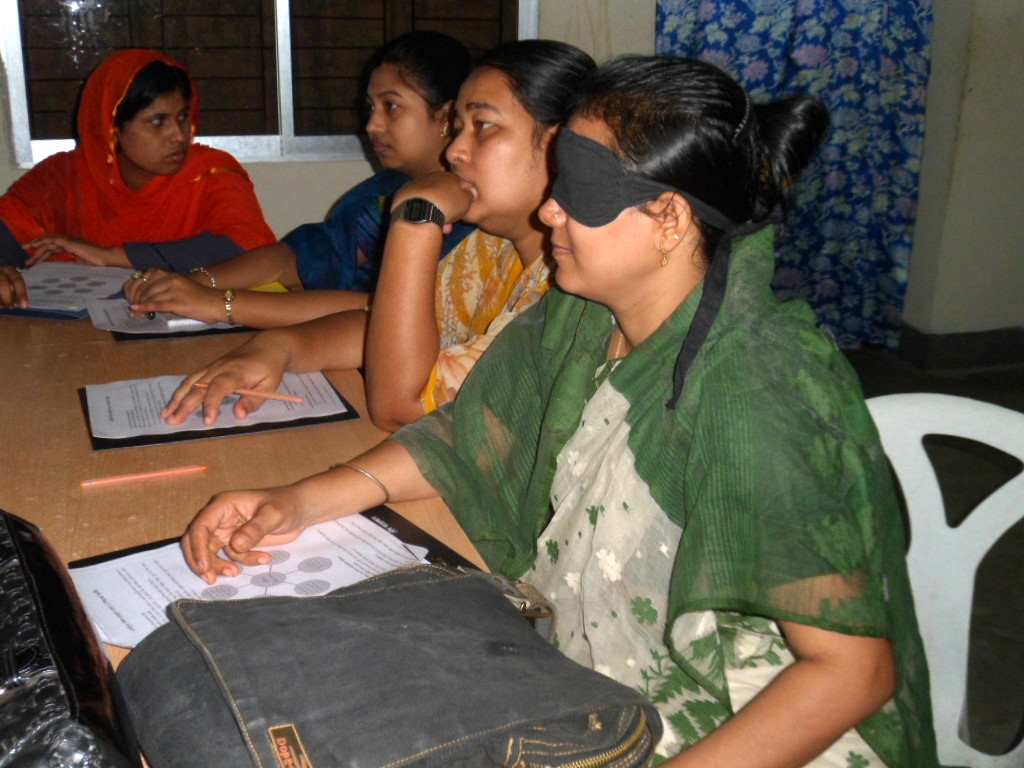 Disability sensitivity training