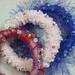 More Fabric Bracelets