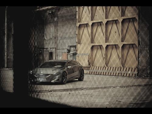 2011 Peugeot HX1 Concept car pictures