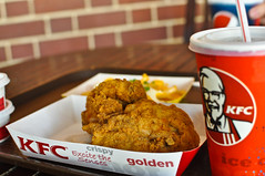 KFC Meal in SG