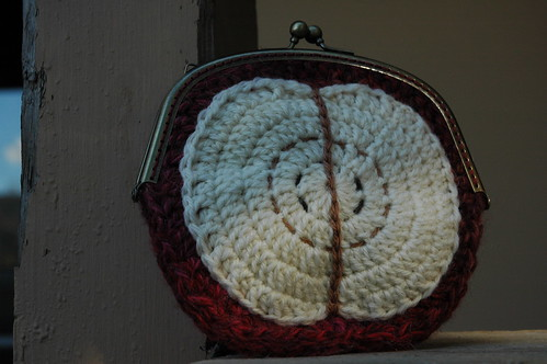Apple Purse 2