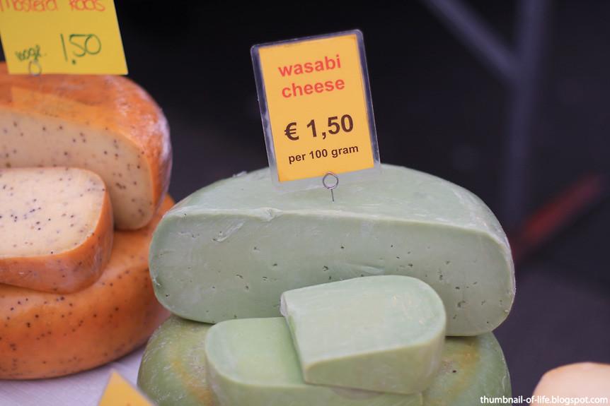 Wasabi Cheese