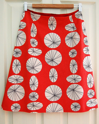 Summer Skirt Pattern Roundup featured by top US sewing blog, Flamingo Toes